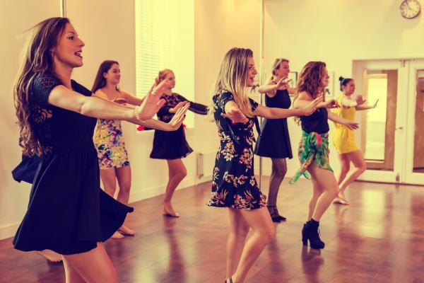 Workshop Salsa in Tilburg
